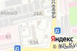 Схема проезда до компании Фотоцех в Астрахани