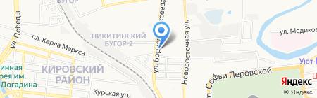 А.С.Дент Ортодонтический центр на карте Астрахани
