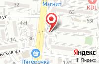 Схема проезда до компании Магазин разливного пива в Астрахани