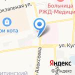 Эллада на карте Астрахани