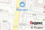 Схема проезда до компании Вкусняшка в Астрахани