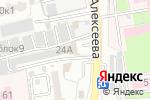 Схема проезда до компании Эллада в Астрахани