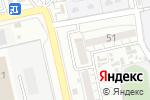 Схема проезда до компании Лазер Клуб в Астрахани