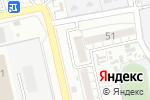 Схема проезда до компании Приборсервис-Юг в Астрахани