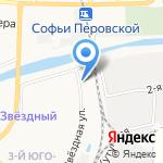 AstCustoms на карте Астрахани