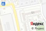 Схема проезда до компании Синяя птица, АНО в Астрахани
