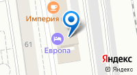 Компания Звёздный отель на карте