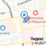 Агентство Независимых Экспертов на карте Астрахани