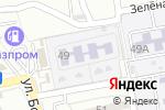 Схема проезда до компании Детский сад №131 в Астрахани