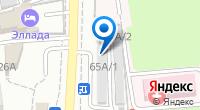 Компания Стейси Флори на карте