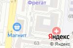 Схема проезда до компании Сатори mini в Астрахани