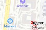 Схема проезда до компании ДАГер в Астрахани