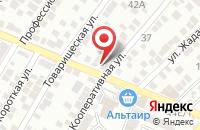 Схема проезда до компании Астраханское маршрутное телевидение в Астрахани