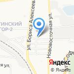 Переплетная мастерская на карте Астрахани