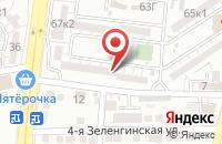 Схема проезда до компании Переплетная мастерская в Астрахани