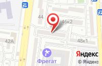 Схема проезда до компании Протезист в Астрахани