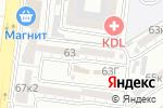 Схема проезда до компании Астраханские фотосувениры в Астрахани