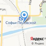 Пит-Стоп на карте Астрахани