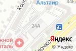 Схема проезда до компании Управление реализации энергии по Астраханской области в Астрахани