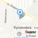 Производственно-ремонтная мастерская на карте Астрахани