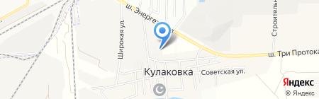 Производственно-ремонтная мастерская на карте Астраханской области