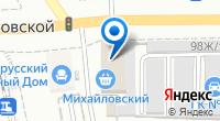 Компания Паркет-Дизайн на карте