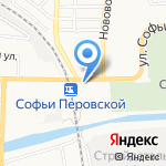 Дэу Энертек на карте Астрахани