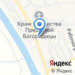 ASTRA на карте Астрахани