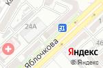 Схема проезда до компании Бавария в Астрахани