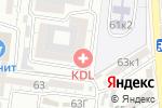 Схема проезда до компании Ирина Цыба в Астрахани