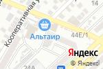 Схема проезда до компании Банкомат, Почта Банк в Астрахани