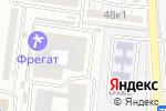 Схема проезда до компании Колорцентр в Астрахани