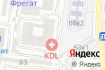 Схема проезда до компании Relax в Астрахани