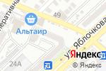 Схема проезда до компании Детский в Астрахани