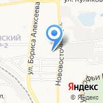 Кулинарная лавка Семёновой на карте Астрахани