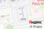 Схема проезда до компании Чебурашка в Астрахани