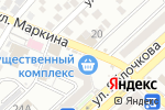 Схема проезда до компании Gold Fish в Астрахани
