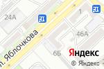 Схема проезда до компании Адвокатский кабинет Дерябина С.К. в Астрахани
