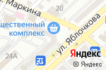 Схема проезда до компании Парикмахер в Астрахани
