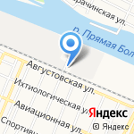 СпецКар на карте Астрахани