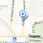 Дедал-Сервис на карте Астрахани