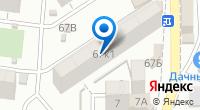 Компания Аст-СТРОЙ на карте