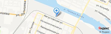 Сострадание и понимание на карте Астрахани