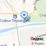 Астрезсервис на карте Астрахани