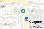 Схема проезда до компании 40 сортов в Астрахани