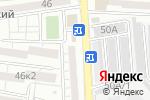 Схема проезда до компании ТКФ Исмегюль в Астрахани
