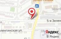 Схема проезда до компании Триал-Спорт в Астрахани