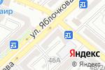Схема проезда до компании Городок в Астрахани