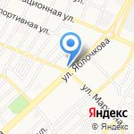 Ломбард МарНик на карте Астрахани