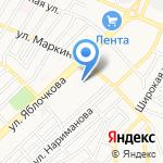 Астраханский музыкальный колледж им. М.П. Мусоргского на карте Астрахани